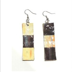 MacKenzie-Childs Jewelry - Gorgeous authentic fabrics, CourtlyCheck, handmade